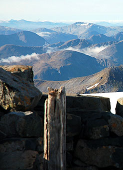 Information On The National Three Peaks Challenge